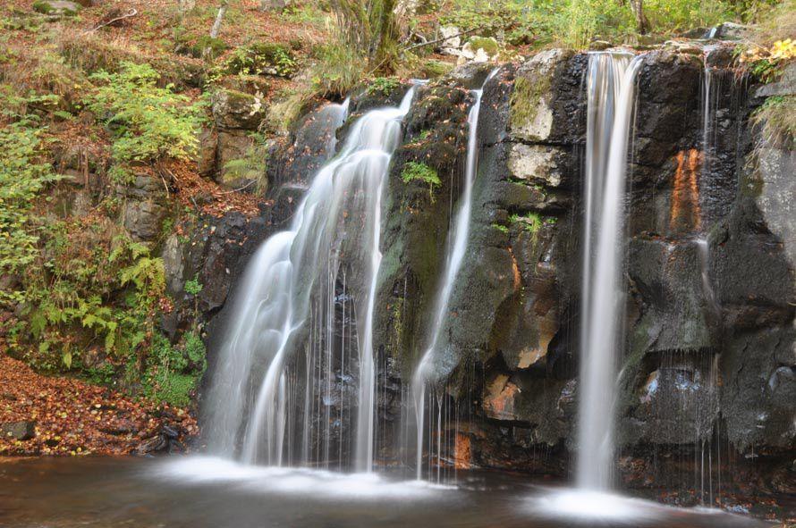 Cascade de Lacessat