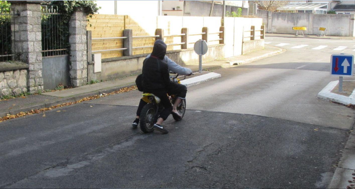 Les jeunes et le risque routier en deux roues motorisés