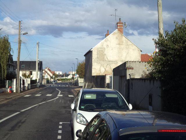Blois - rue de Cabochon