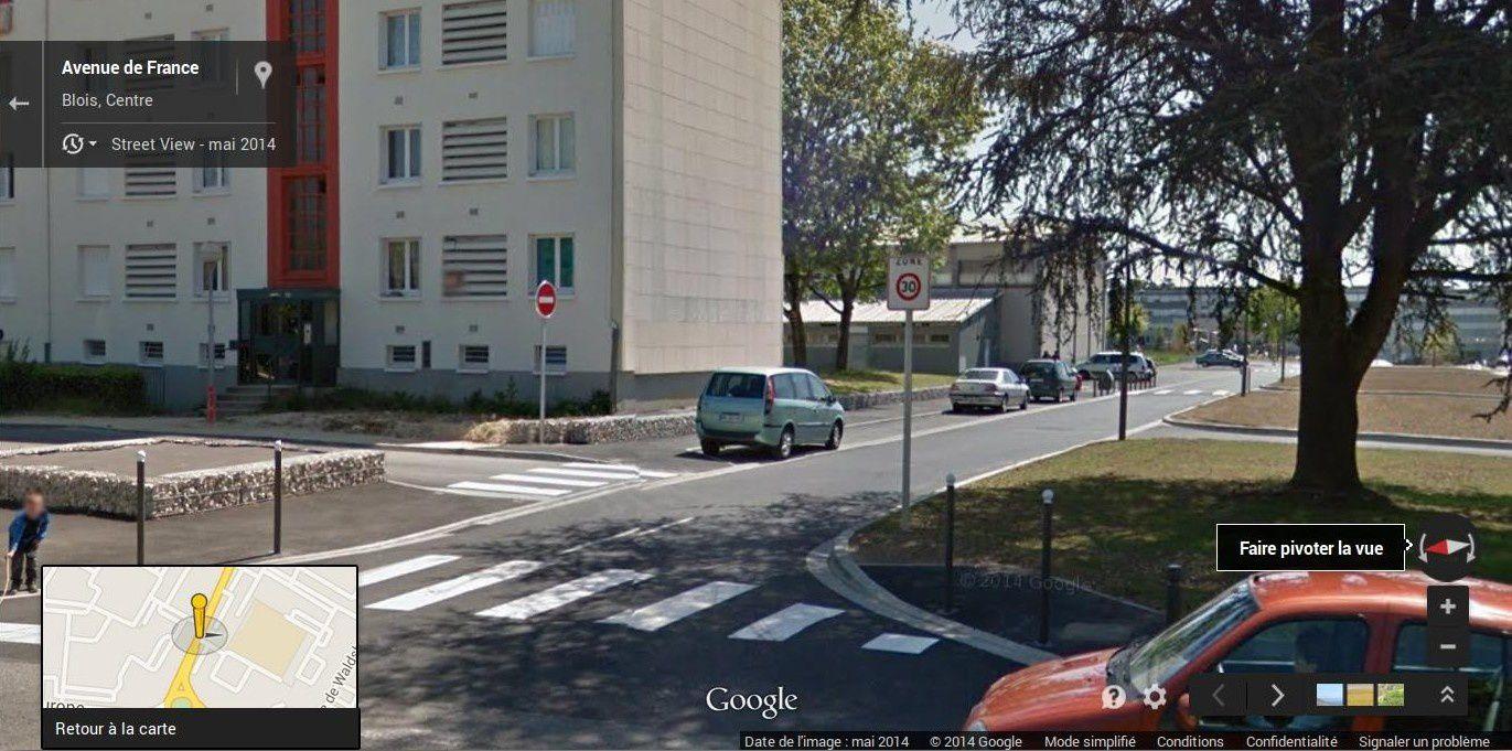 Blois rue Jules Ferry