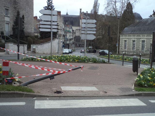 vitesse  Violence Routière 41  Bougez autrement à Blois