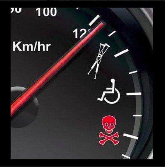"""""""A quoi bon avoir des voitures qui montent à 180 km/h voire 200 quand on est bloqué à 130 ?"""""""