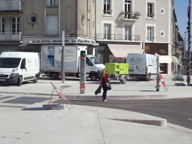 Aménagements Blois-Vienne (ACVL) ( &amp&#x3B; article) en chantier
