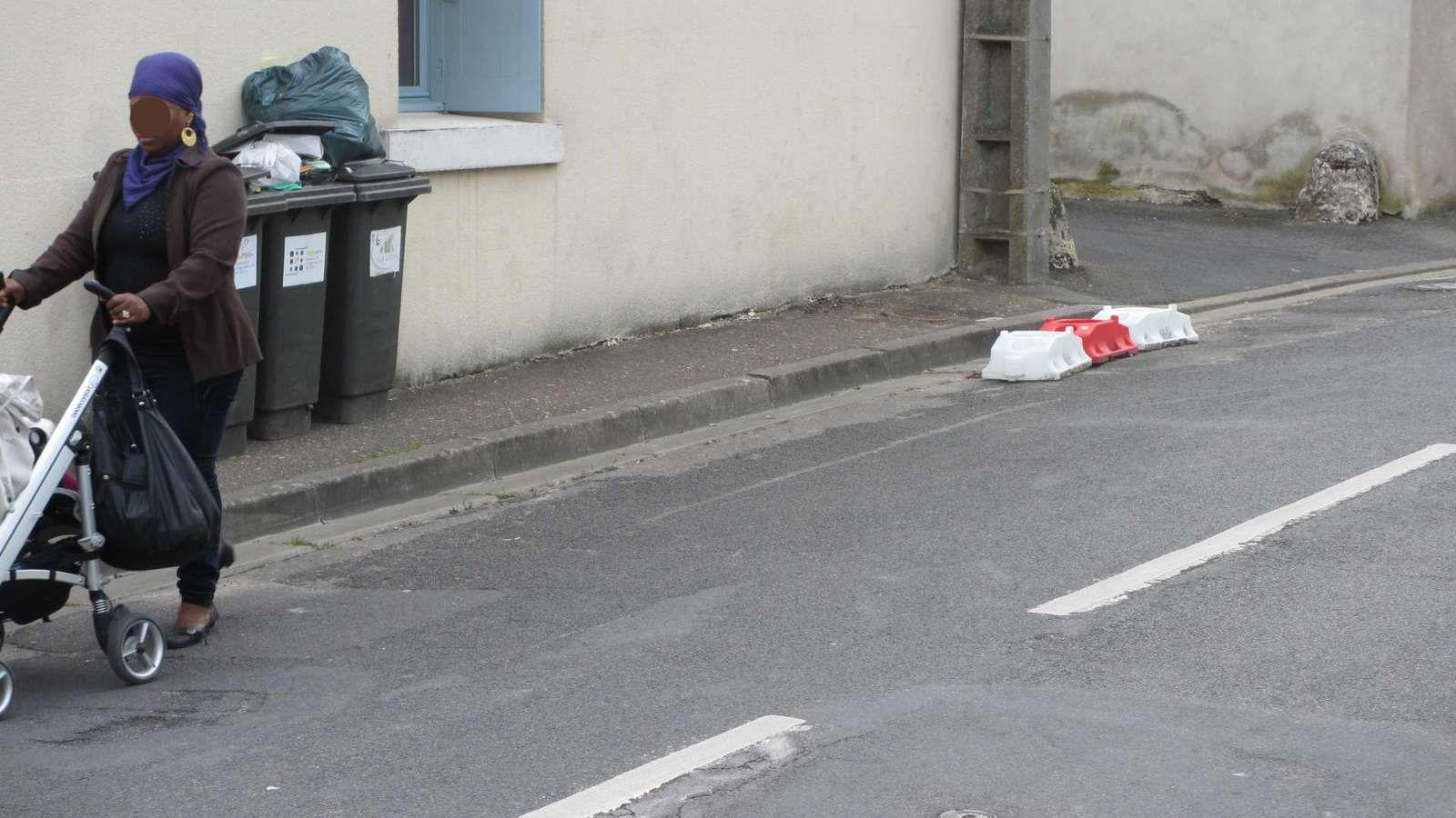 et éviter ainsi  les poubelles sur les trottoirs...