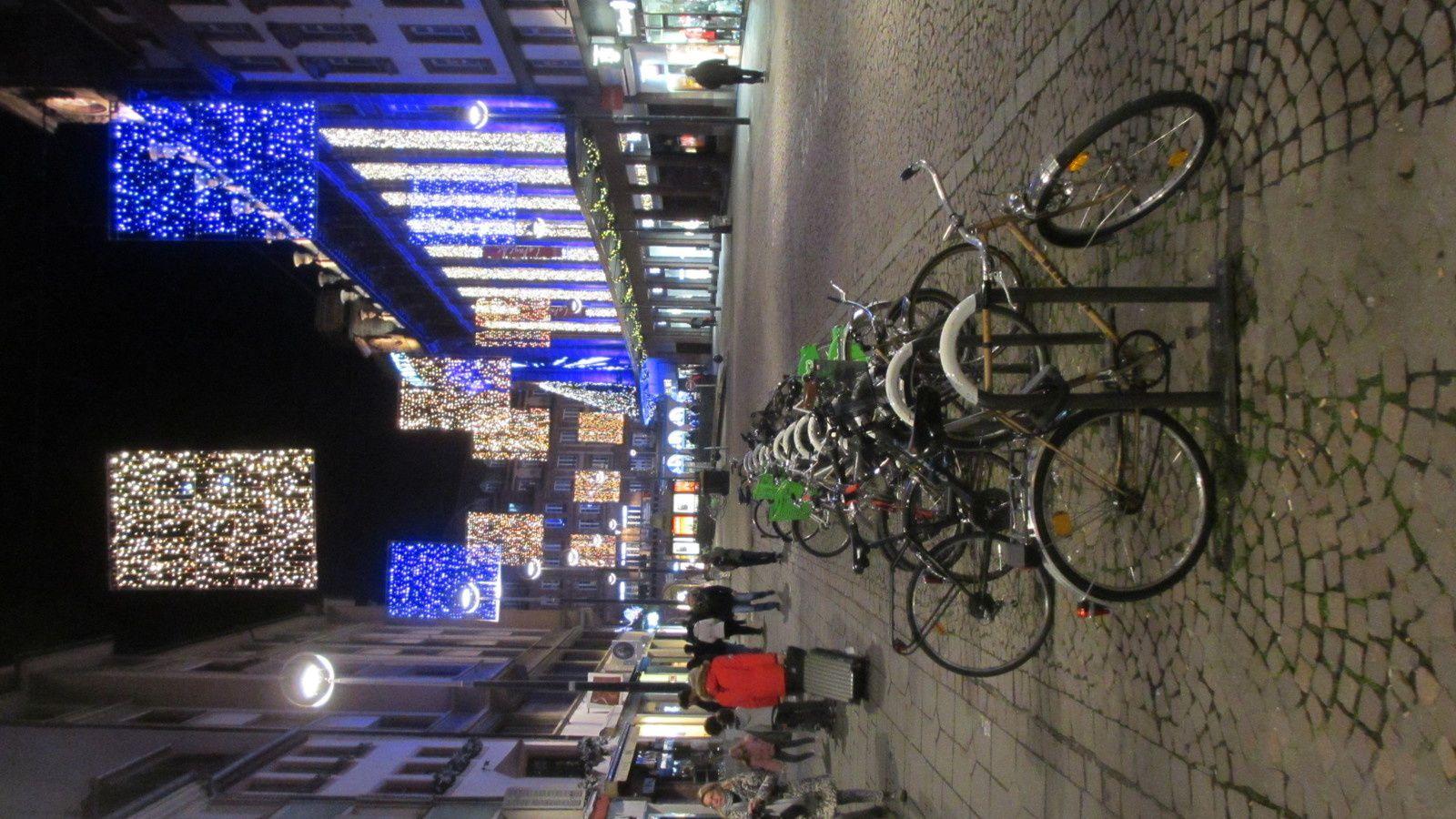 Strasbourg capitale de Nöel et des circulations douces