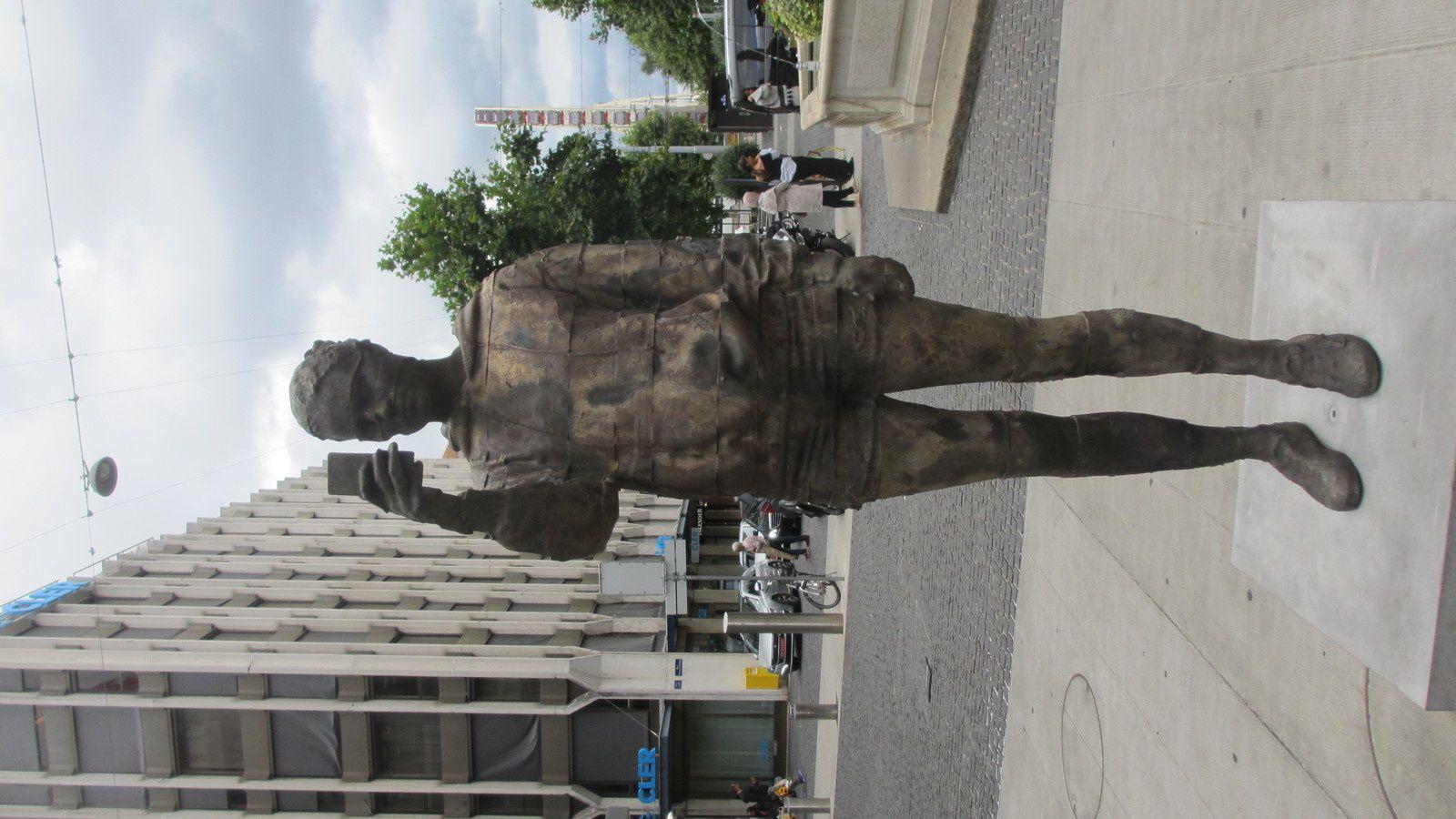 Selfie de Genève (Andy Denzler).