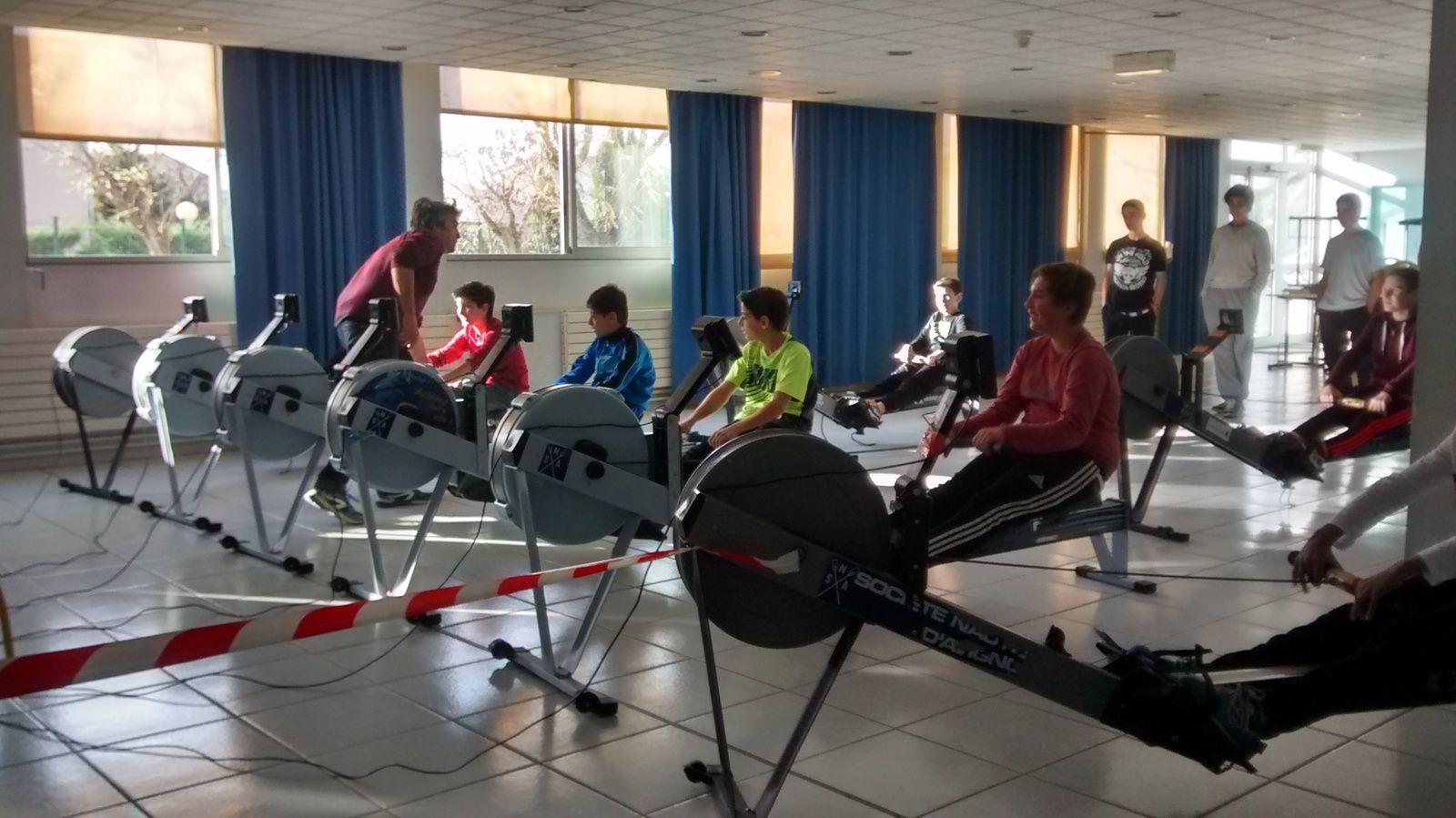 Aviron Indoor