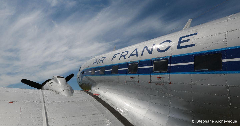 1.2 Avions de Légende / Legend Aviation