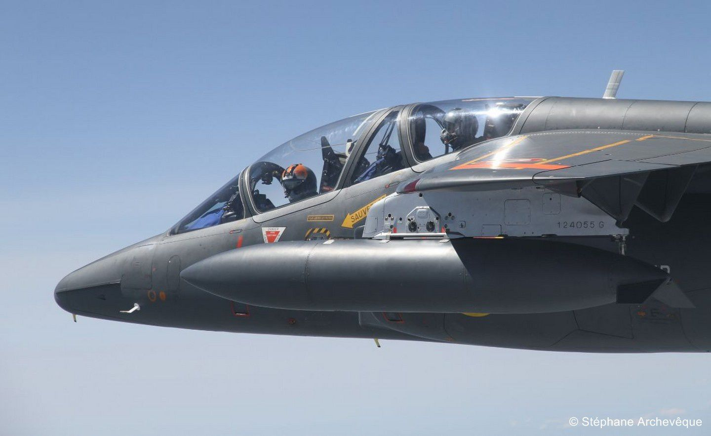 Embarquez avec l'Aviation de chasse Let's fly with French Fighter Squadrons