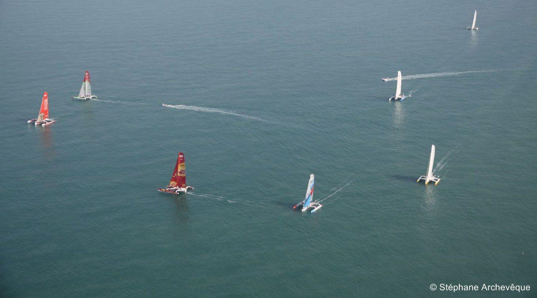 2.4 Voiliers de course / Racing Yachts