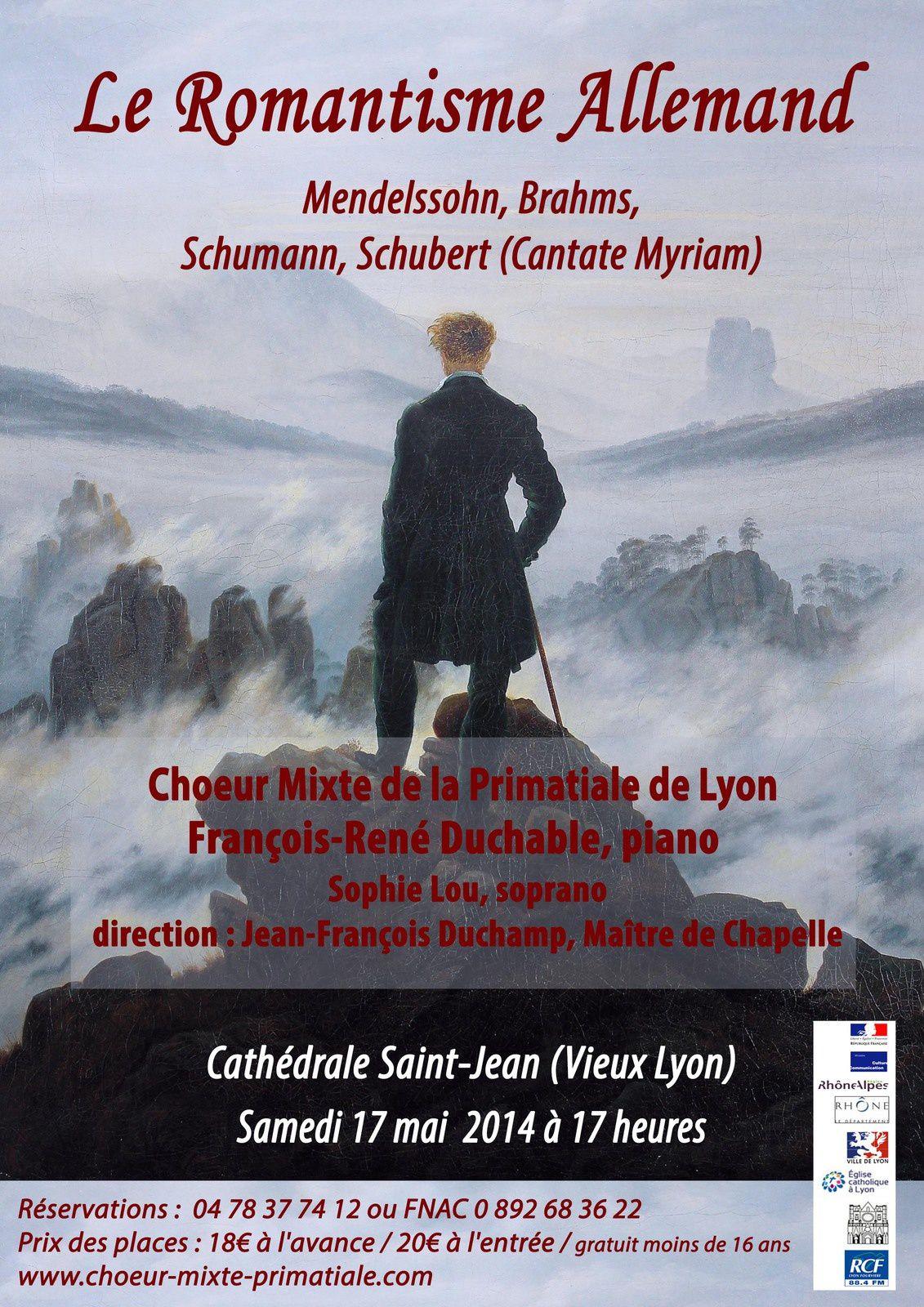 Le Choeur Mixte de la Primatiale de Lyon en concert