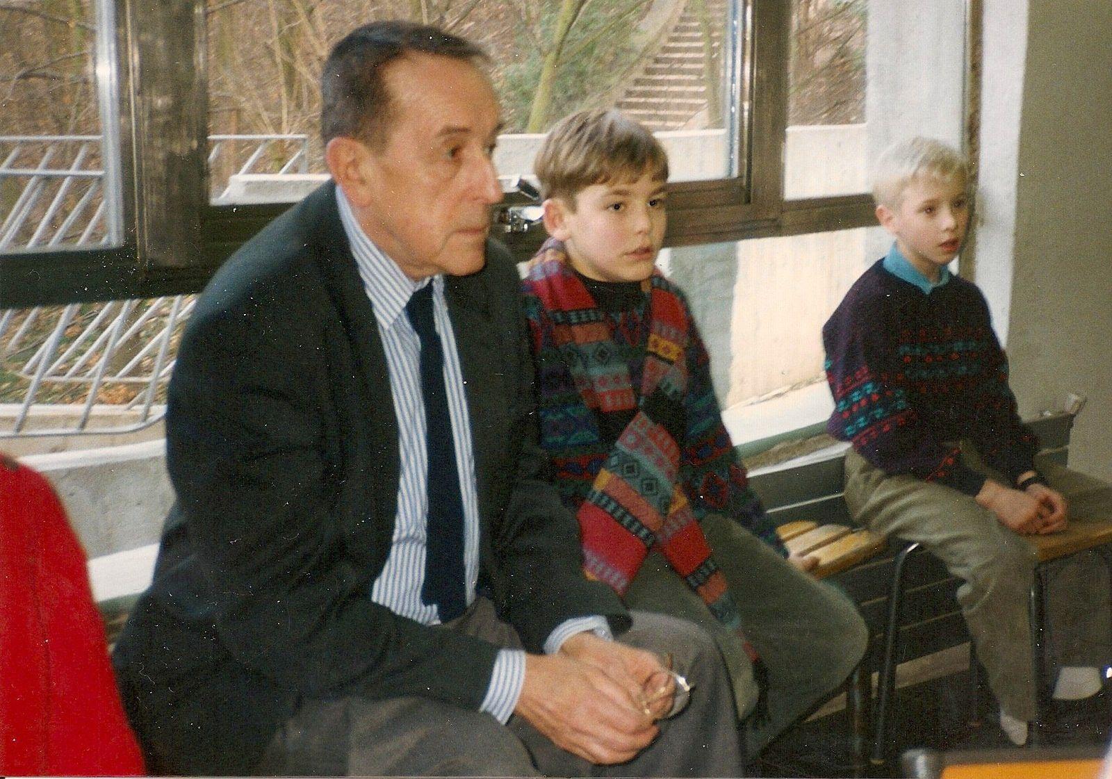 Jacques Berthier disparu, il y a 20 ans...
