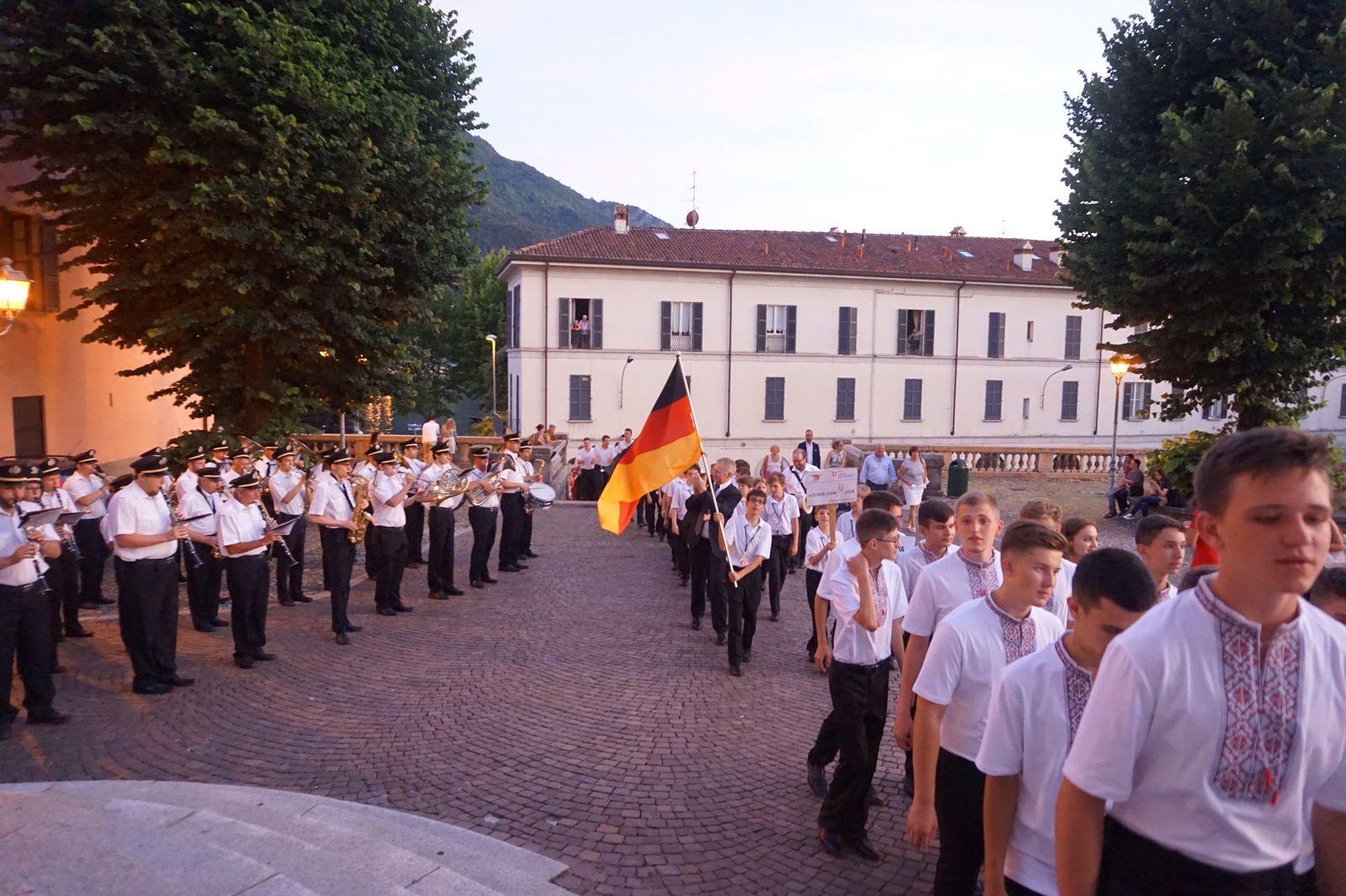 12° édition Festival de choeurs de jeunes G.  ZIELOLI