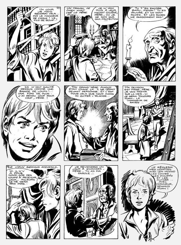 Pif gadget 35 d'octobre 1969