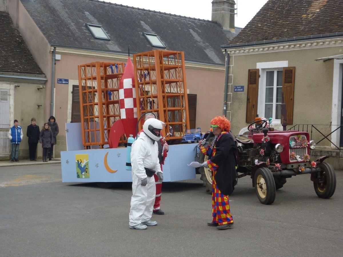 Le Carnaval de Souligné en photos
