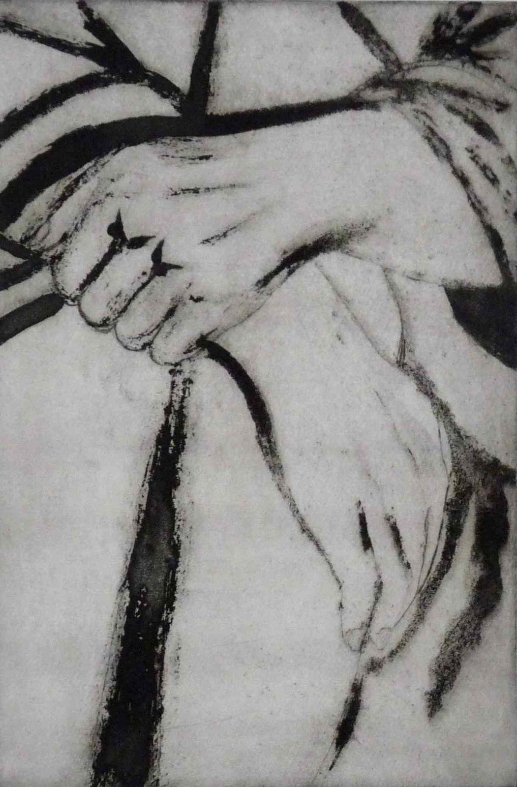 Mains de velours