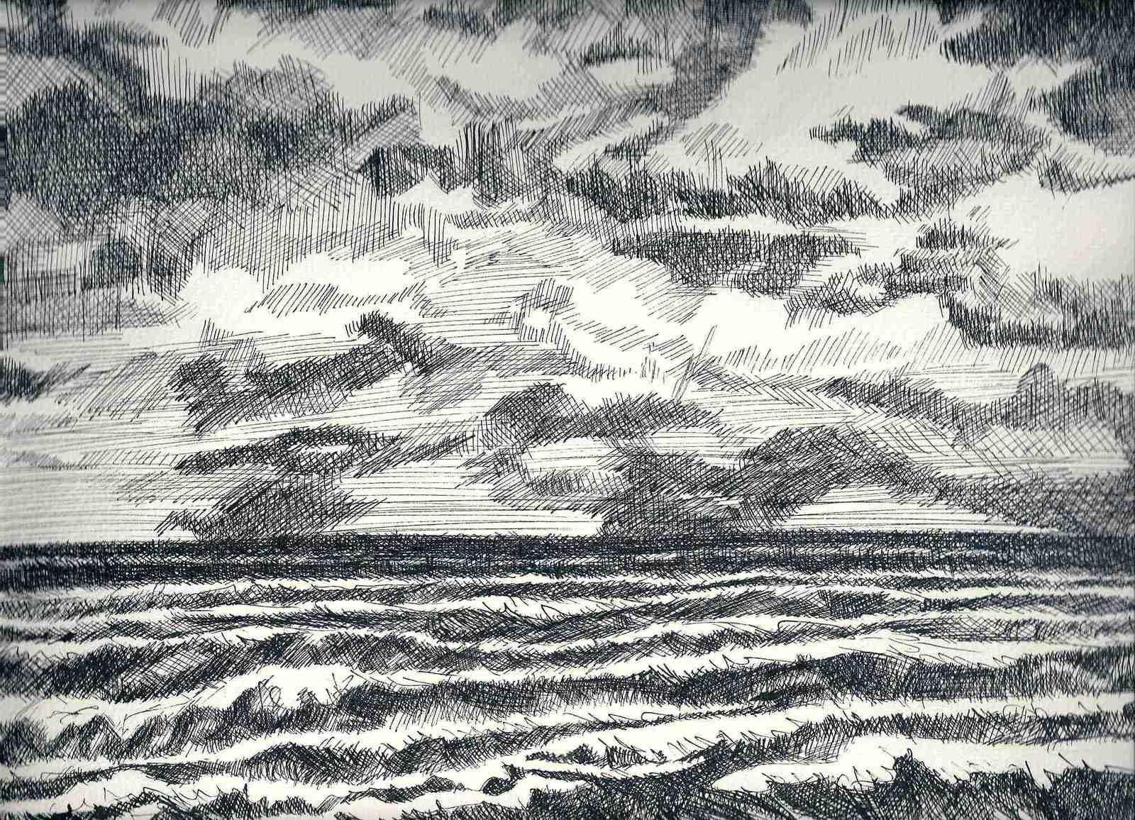 Noire marée