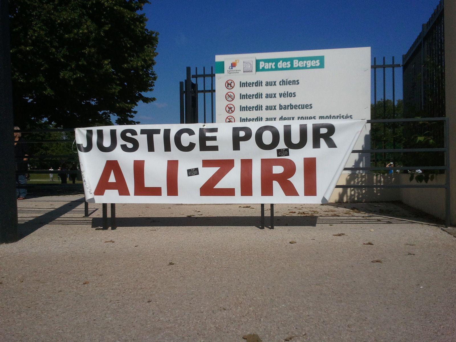 ALI ZIRI, ON N'OUBLIE PAS!