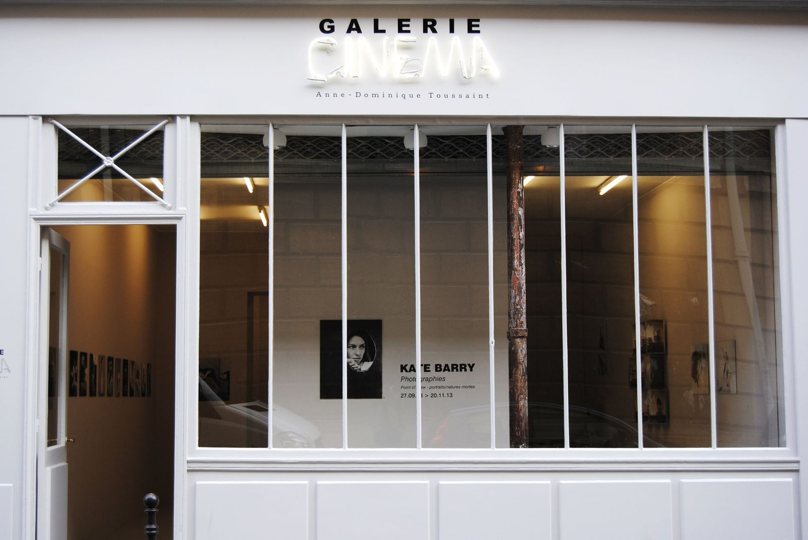 La Galerie fait son cinéma !