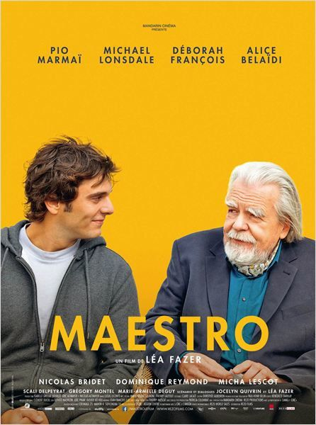 Maestro : touchant récit initiatique