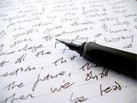 Graphologie - Que revèle une grande écriture ?
