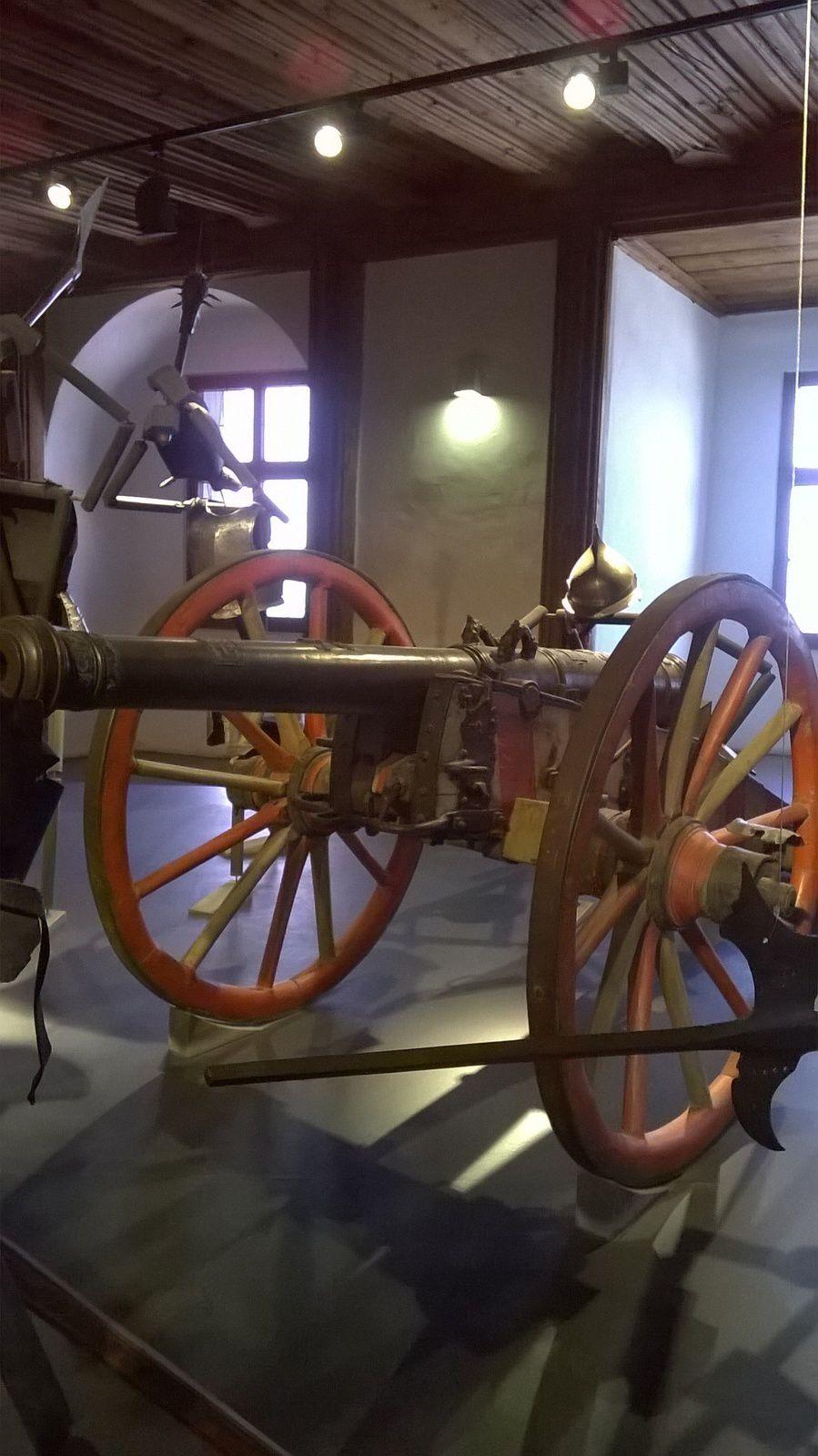 Intérieur canon