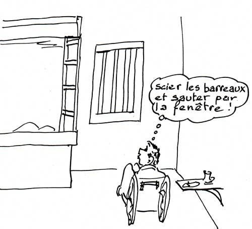 Le handicap en prison