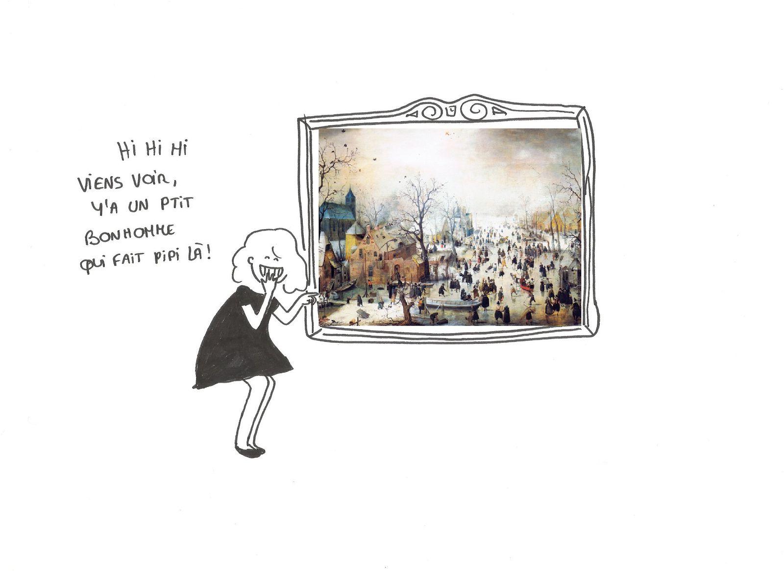 Le Rijksmuseum, ses Rembrandts, ses Vermeers...