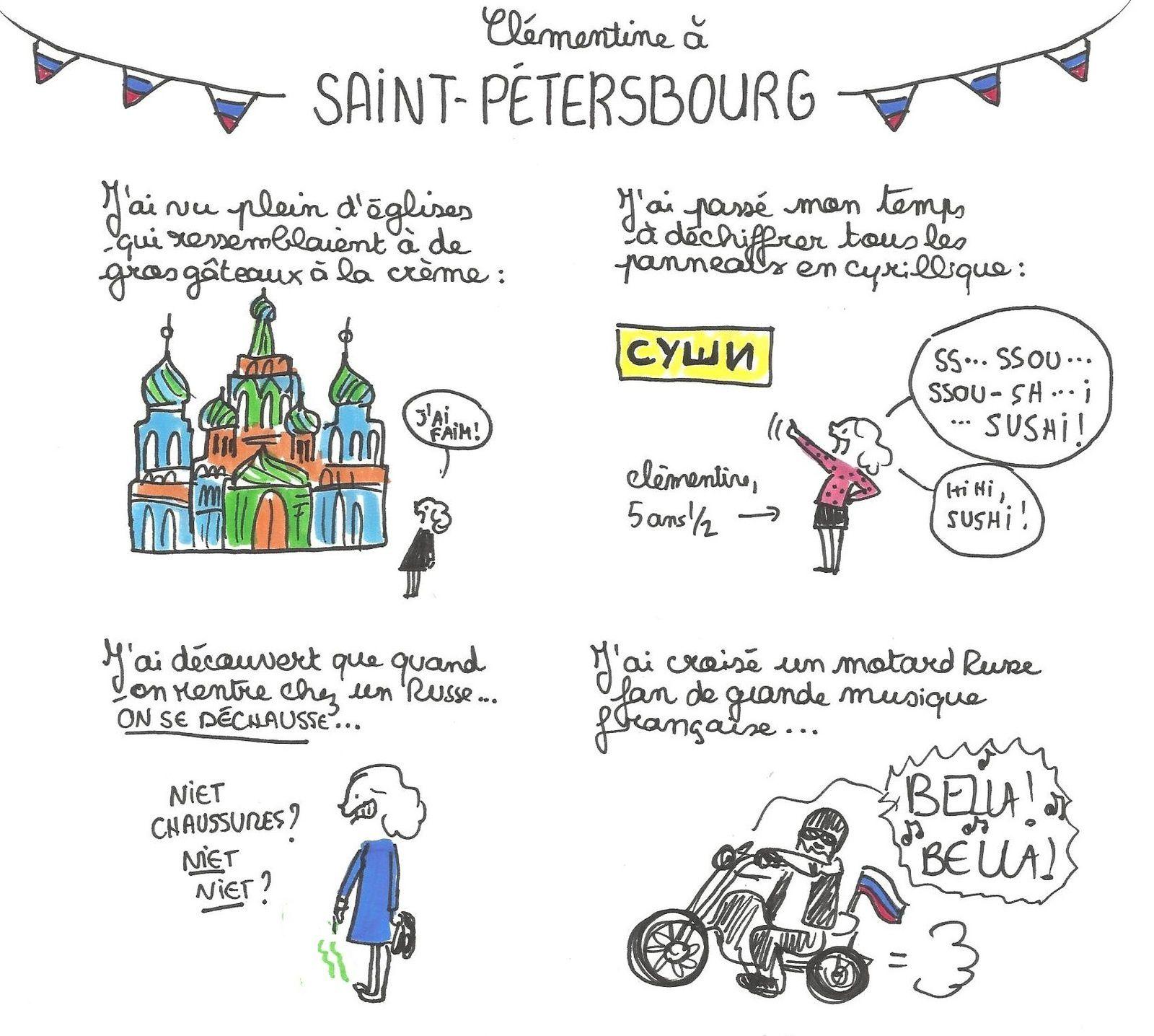 Tribulations Pétersbourgeoises