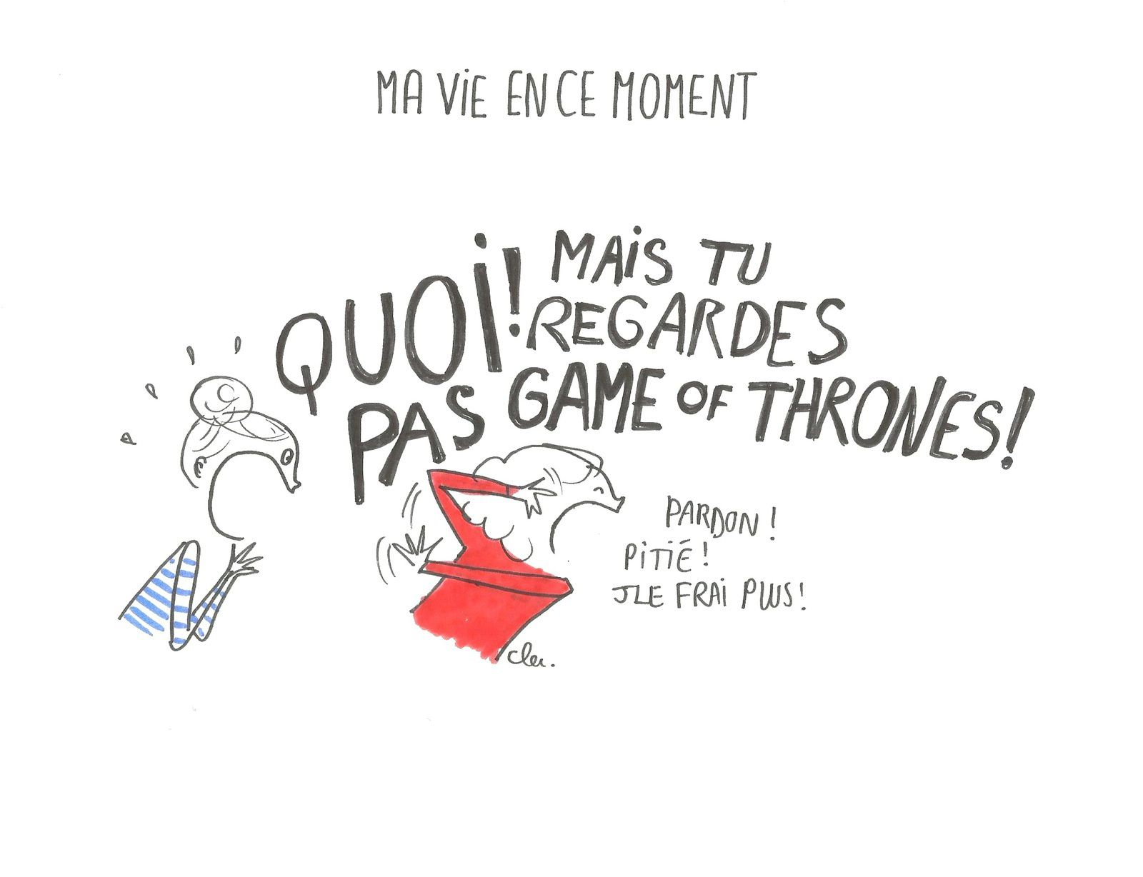 Game of QUOI ?