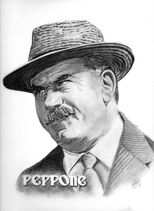 Portrait de Gino Cervi