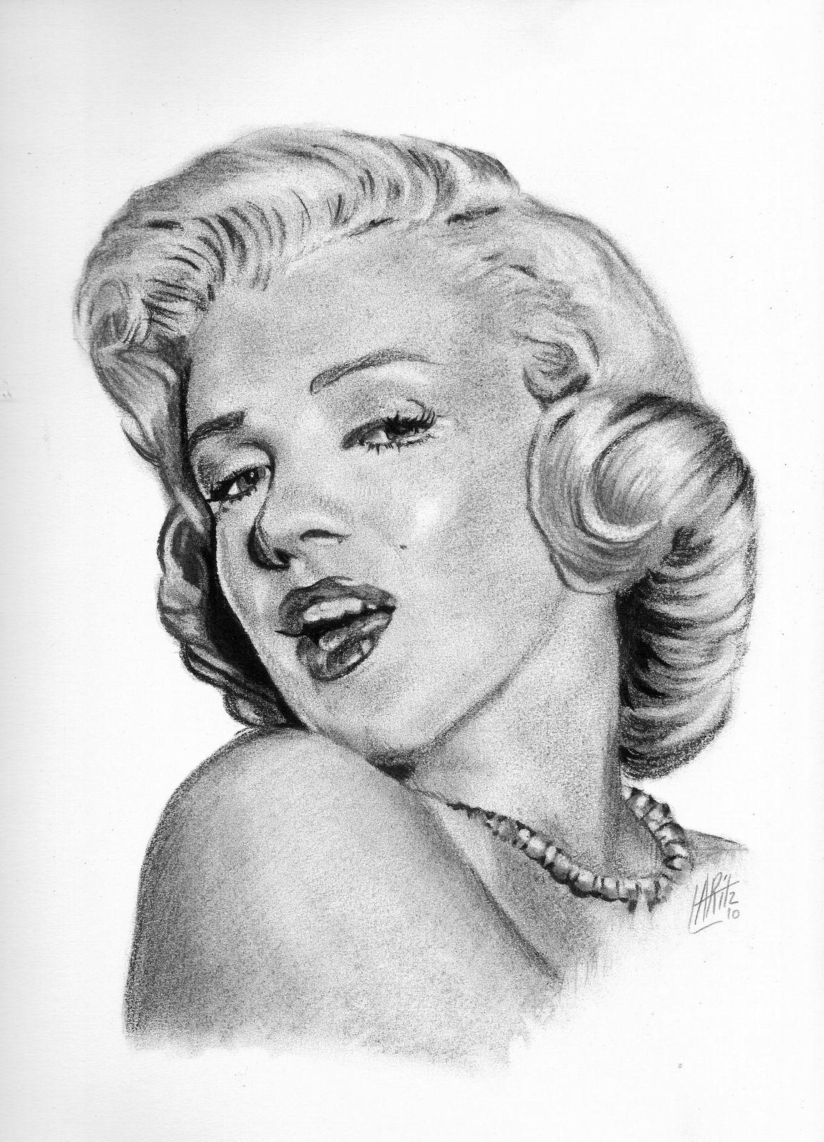 Portraits de Marilyn