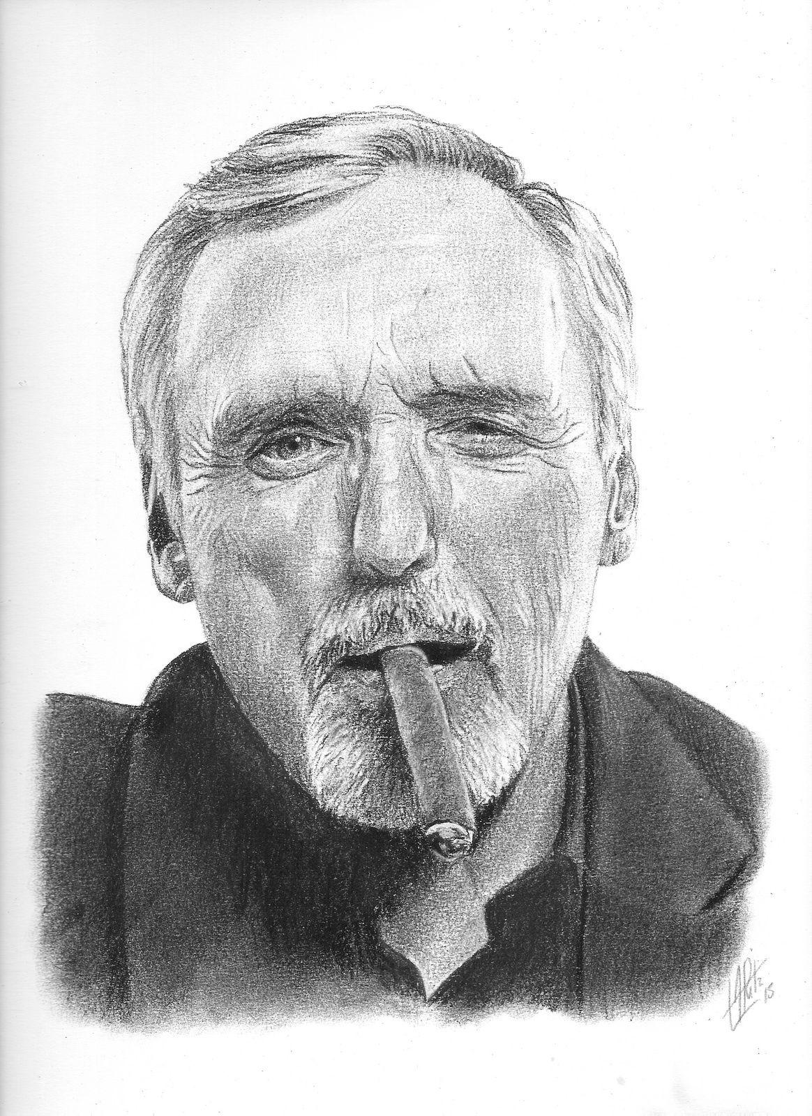 Portrait de Dennis Hopper
