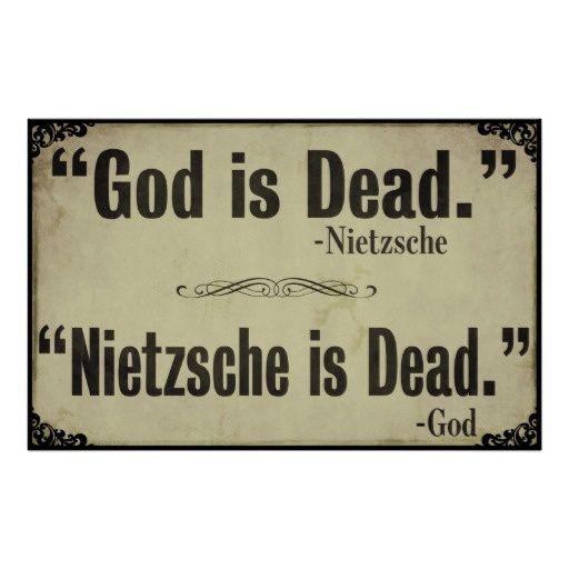 Dieu n'existe pas !