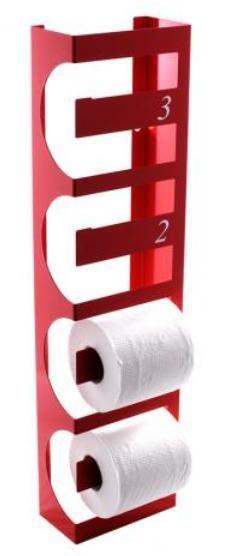 Porte papier Toilettes ... un objet design !!!!