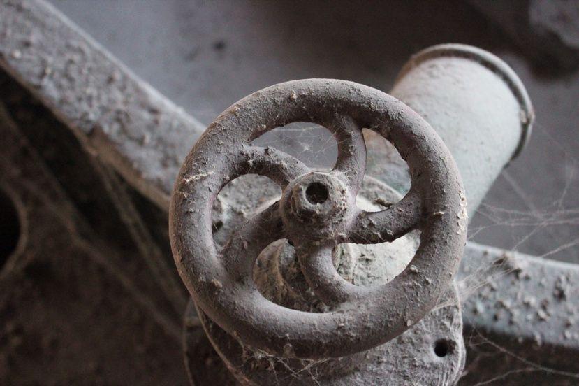 Ancienne papeterie près d'Avignon