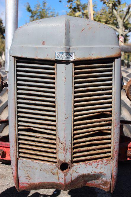 Vieux tracteurs