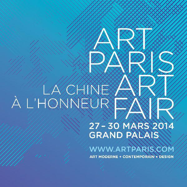 EXPOSITION / Helene Bailly Gallery - Art Paris Art Fair - 27 > 30 mars 2014 - Grand PalaisARTPARIS.FR