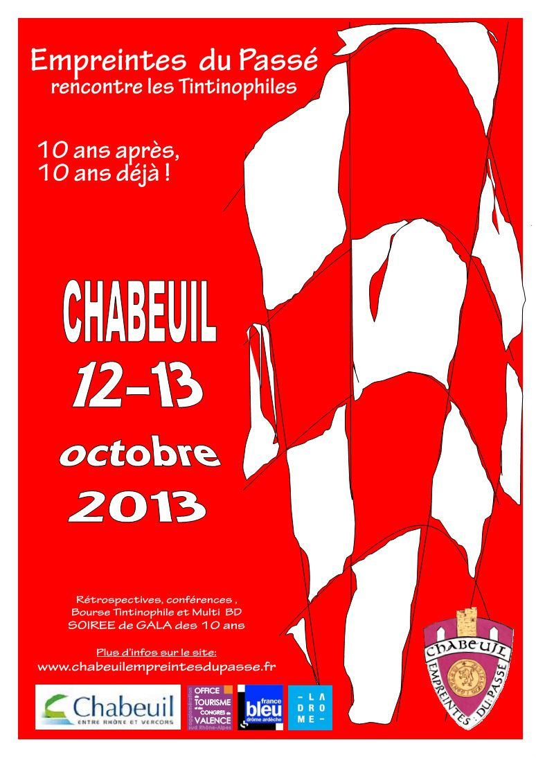 Rencontres tintinophiles chabeuil