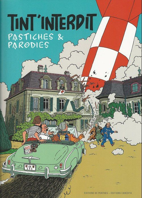 "<p><span style=""font-size:9px&#x3B;""><span style=""font-family: georgia,serif&#x3B;"">&copy&#x3B; Herg&eacute&#x3B; / &Eacute&#x3B;ditions de Penthes-&Eacute&#x3B;ditions Cab&eacute&#x3B;dita 2014</span></span></p>"