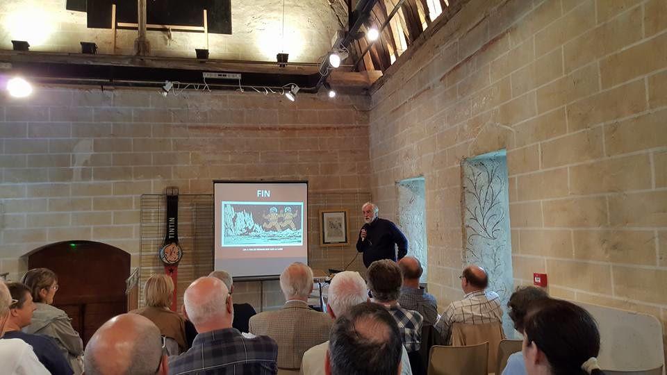 Journées tintinophiles de Senlis 2016 - Photos