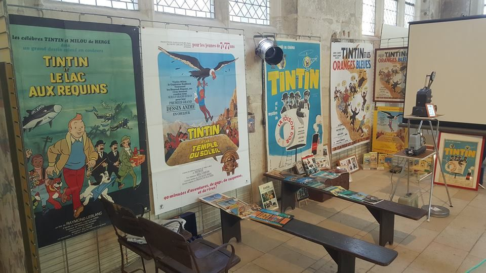 Photos Journées Tintinophiles 2017