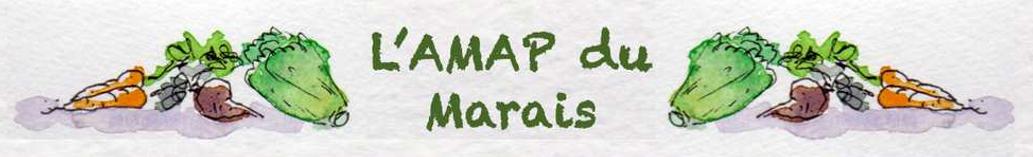 L'Amap du Marais