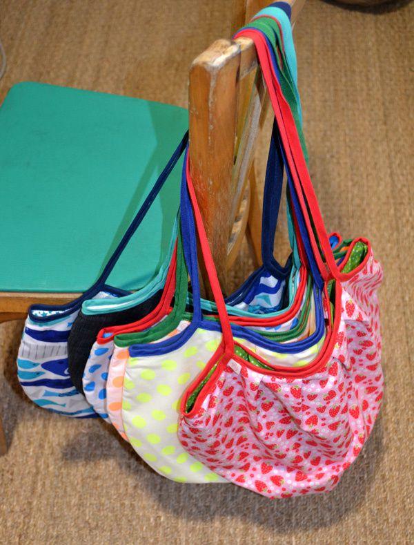 Des petits sacs !!