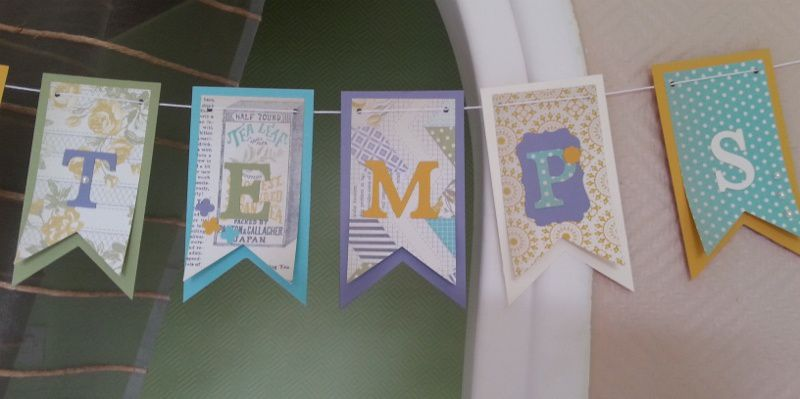 Blog hop de Stampin'Girls!
