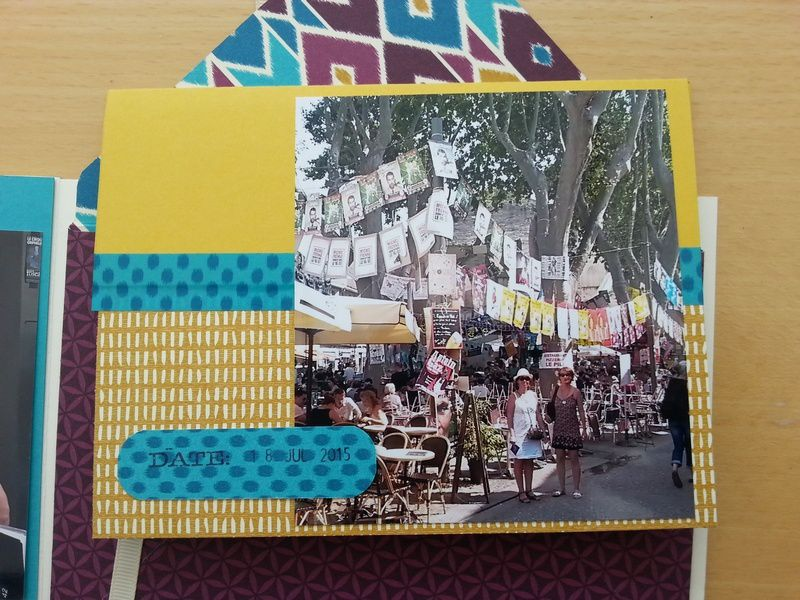 Mini album festival d'Avignon