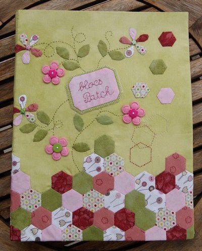 Mon cahier à blocs patch