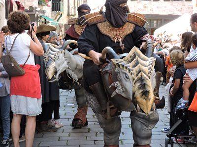 Les Festoyances Médiévales de Cordes