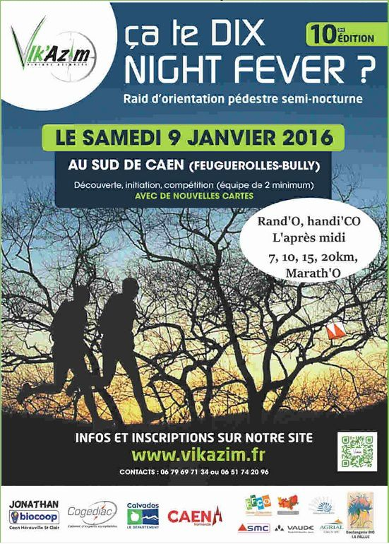 Ca Te Dit Night fever 2016 : 10ème édition
