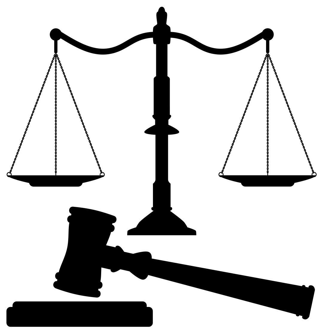 Le marteau et la balance